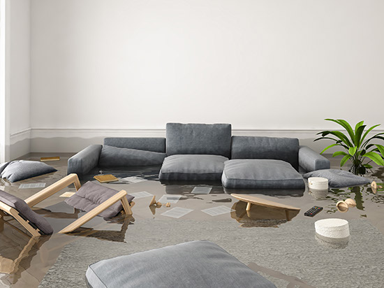 emergency flood cleanup and water removal services with 24 hour response team