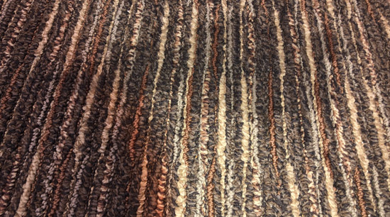 Flooding and discoloration of carpet leading to mold