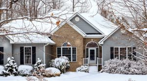 Homeowners winter safety tips